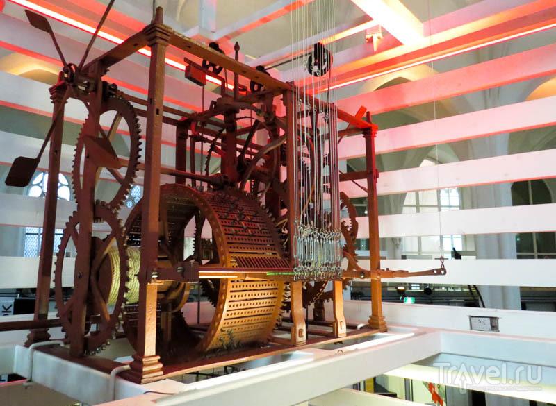 Экспонат музея музыкальных автоматов в Утрехте, Нидерланды / Фото из Нидерландов