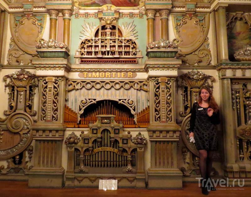 Орган в музее музыкальных автоматов в Утрехте, Нидерланды / Фото из Нидерландов