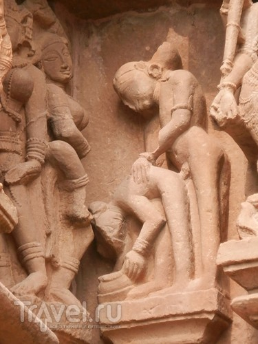 Джайнские храмы Кхаджурахо / Индия