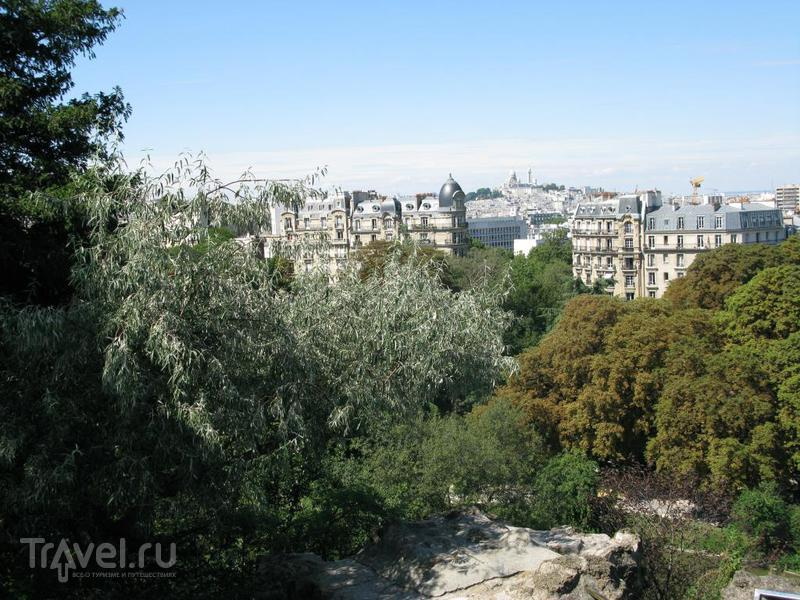 Парк Бют-Шомон, Париж / Франция