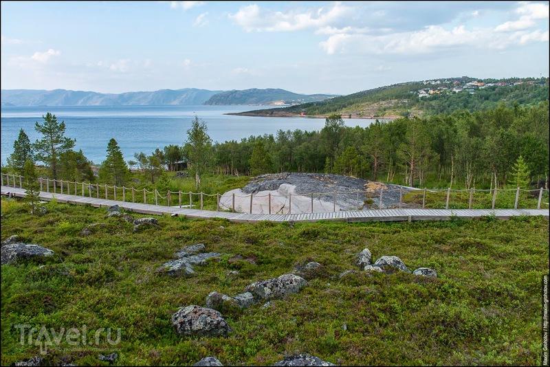 Around the Norge. Норвежские петроглифы / Фото из Норвегии