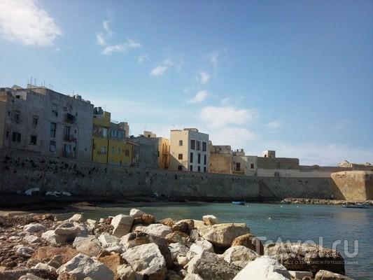 Трапани. Сицилийская провинция / Италия