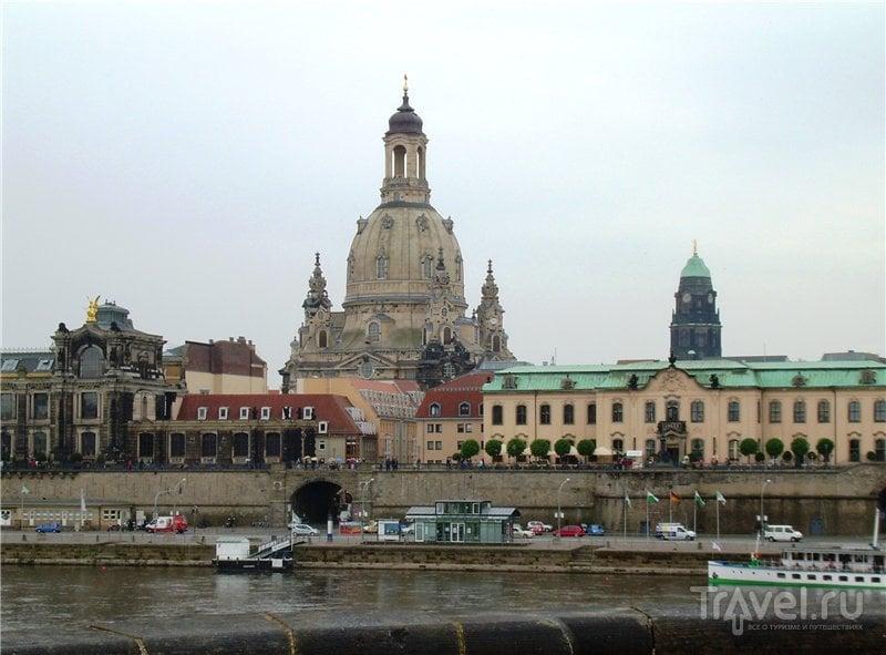 Дрезден: уголь, сепия, пастель / Германия