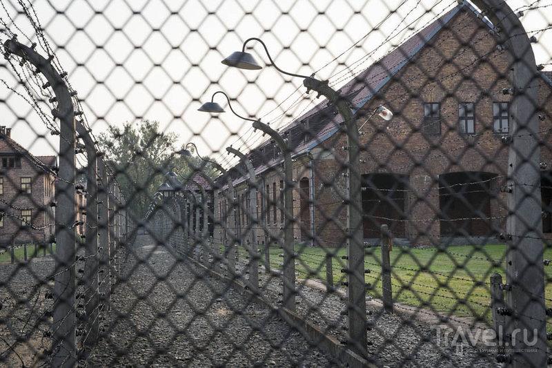 Мой Освенцим / Фото из Польши