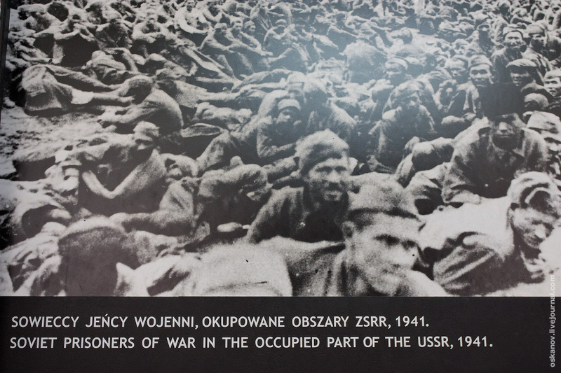 Чёрная память человечества: Аушвиц-Биркенау / Фото из Польши