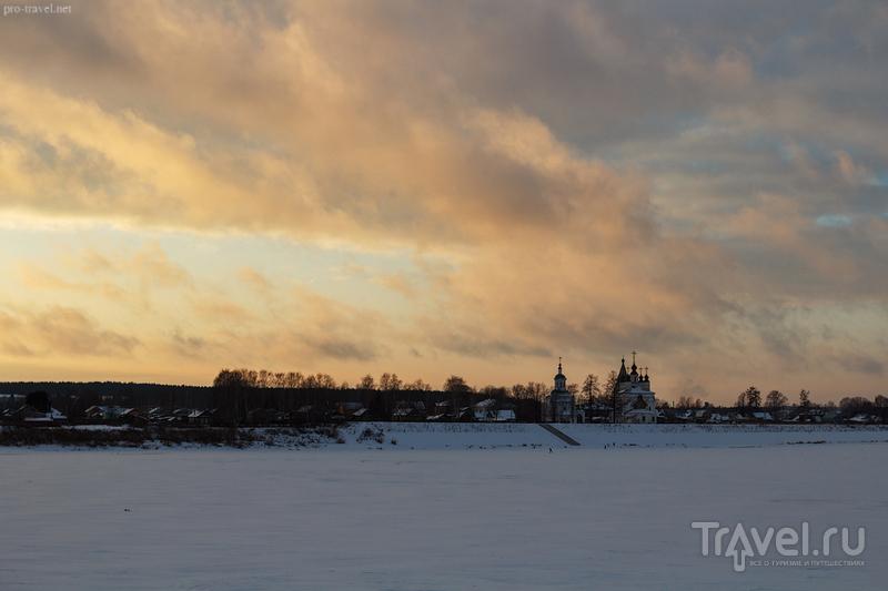 Набережная Великого Устюга / Фото из России