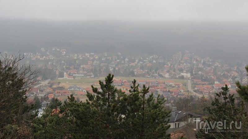 Мистическая прогулка в  Будайские горы / Венгрия