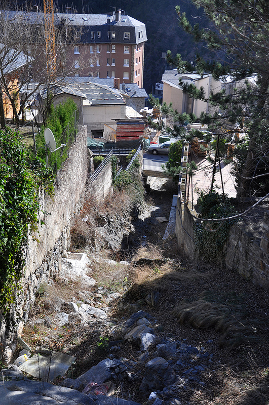 Сант-Джулия-де-Лория: туда и обратно / Андорра