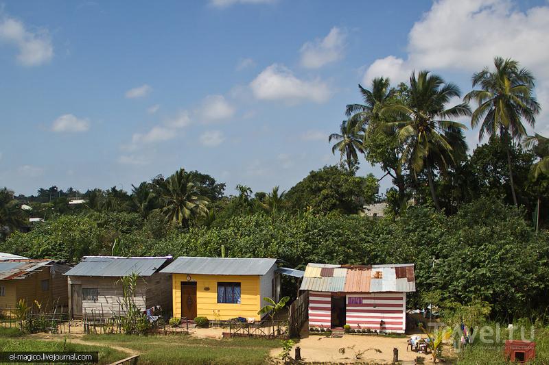 Коломбо - город 10-балльных пробок и аномальной чистоты / Фото со Шри-Ланки