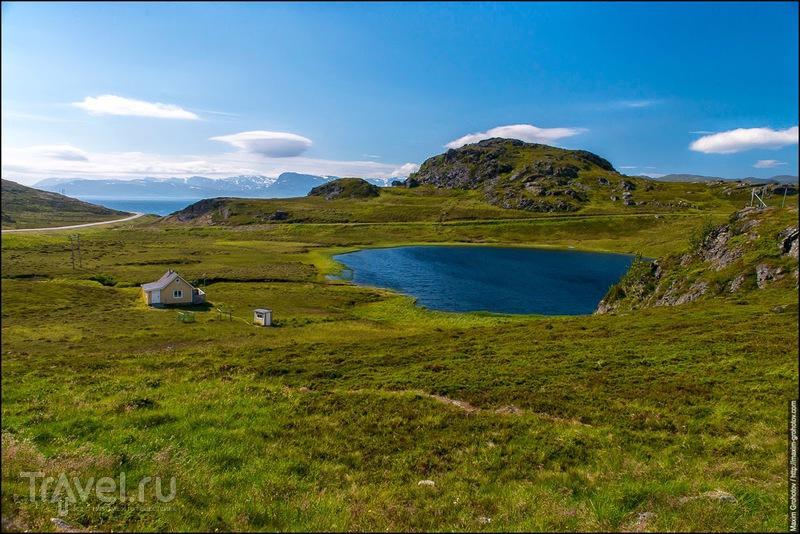 Around the Norge. Хаммерфест / Норвегия
