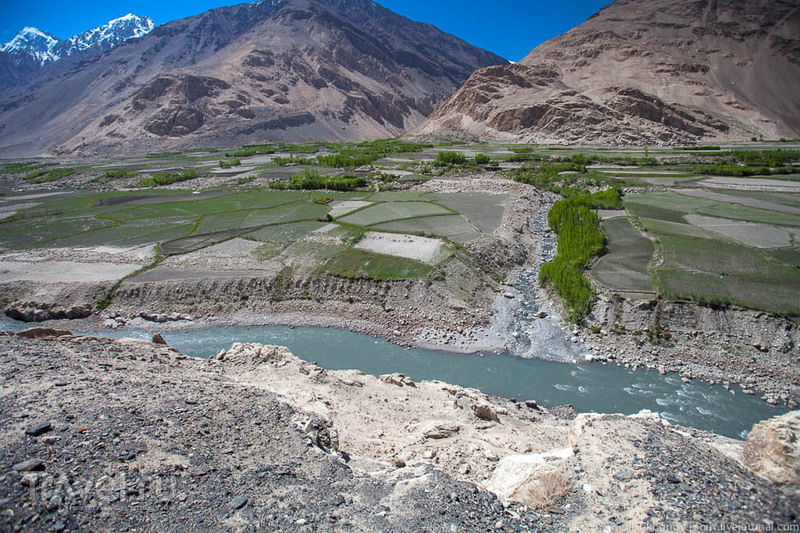 Таджикистан. На пути в Хорог / Таджикистан