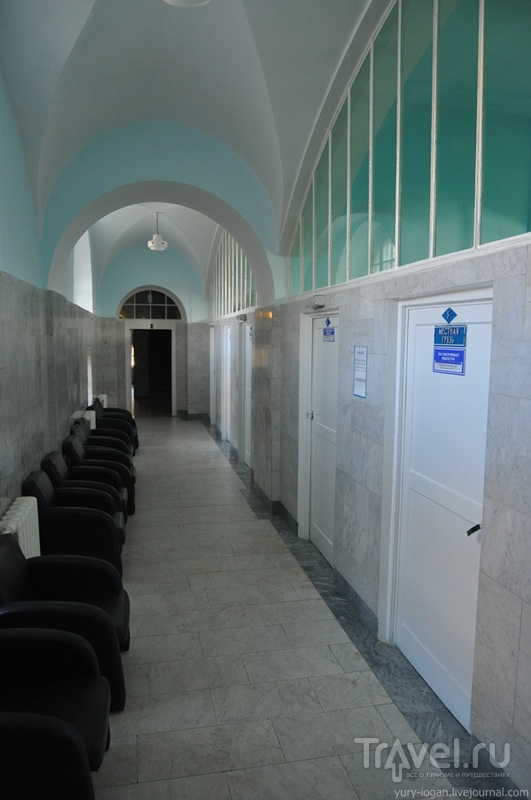 Грязелечебница им.Семашко, Ессентуки / Россия