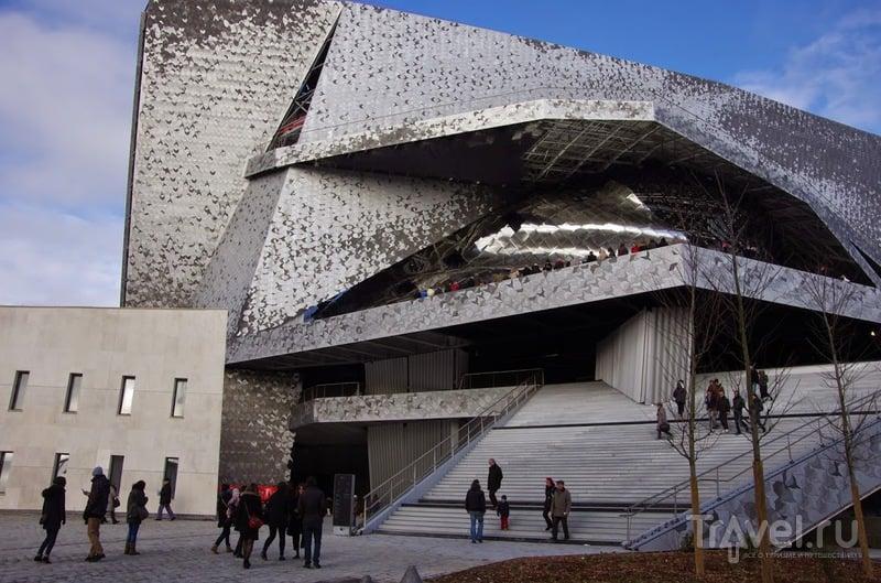 Новая парижская Филармония / Франция