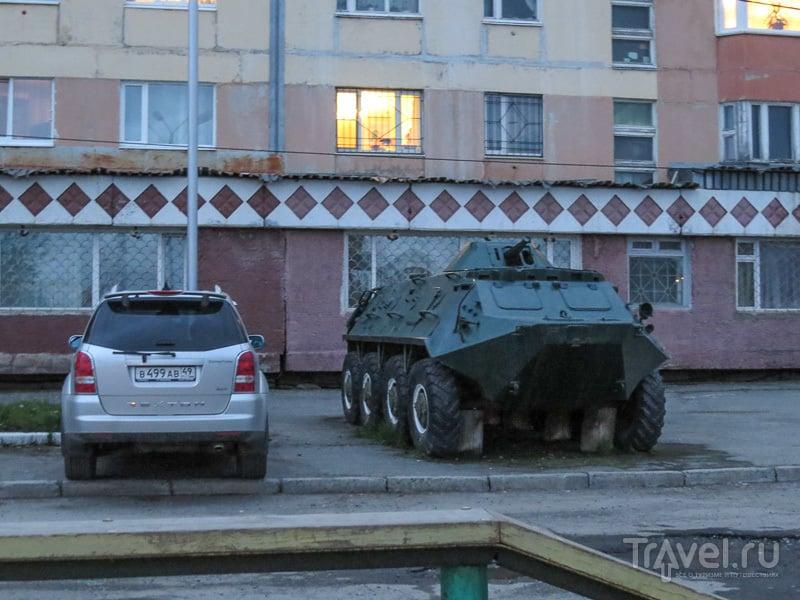 Запарковались / Фото из России