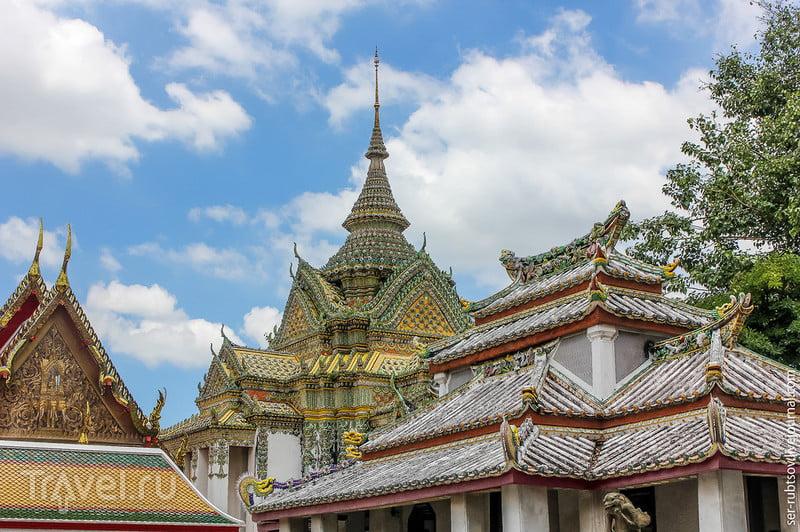 Колыбель тайского массажа / Фото из Таиланда