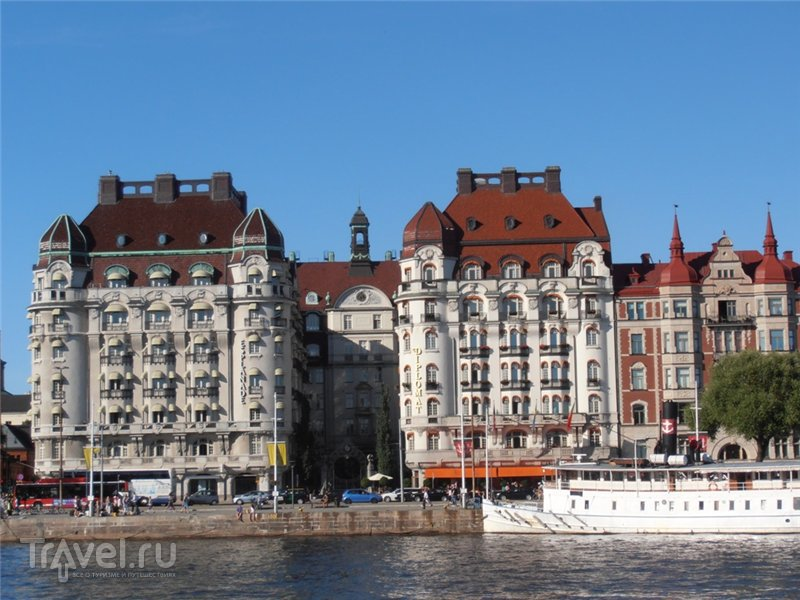 Стокгольм: прогулки налегке / Швеция