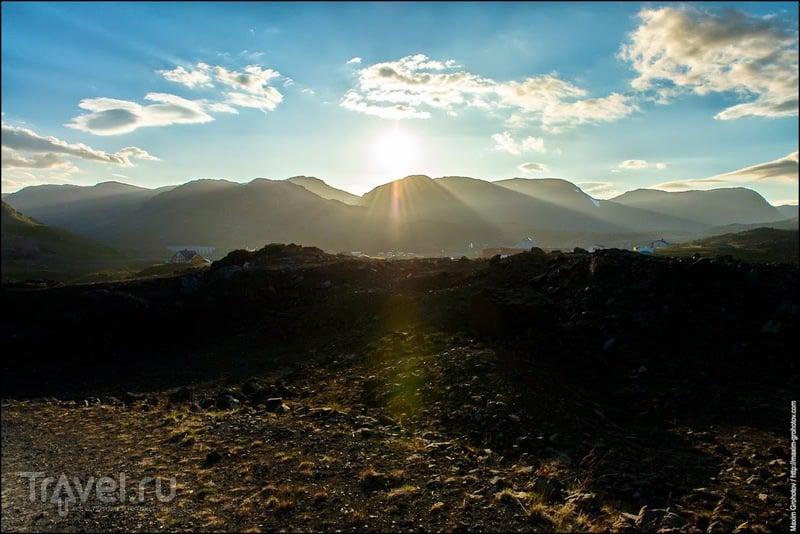 Around the Norge. Окрестности Хоннингсвог / Норвегия