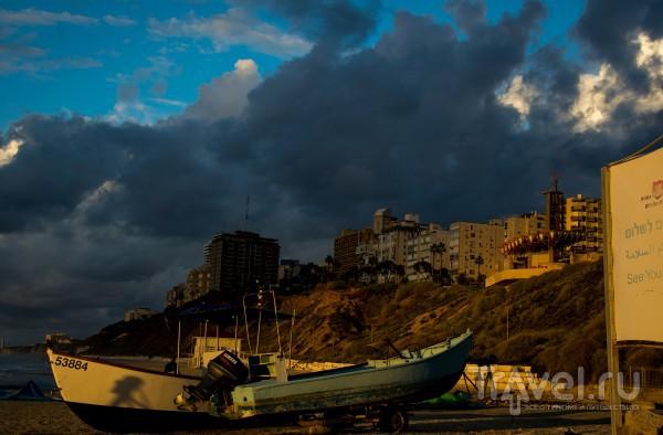 Израиль в ноябре или рай для фотографов (Нетания) / Израиль