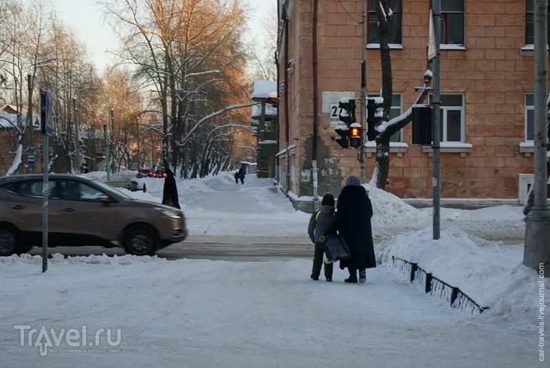Северное путешествие. Северодвинск / Россия