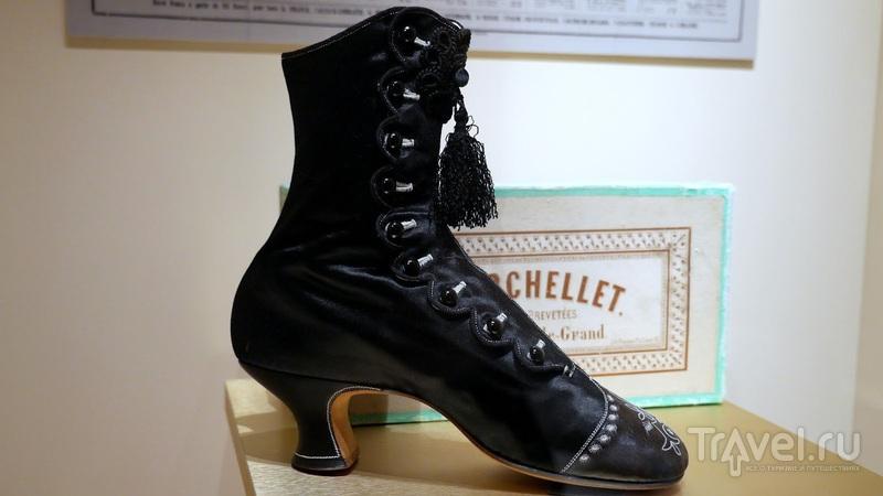 Торонто, Канада. Музей обуви Бата / Канада