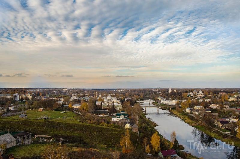 Осенний Торжок / Фото из России