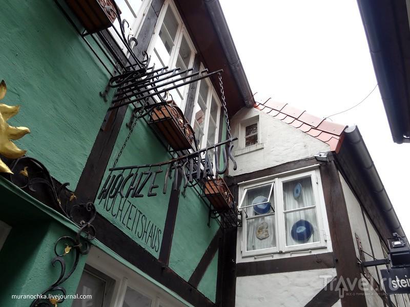 Ганзейский Бремен: улица искусств, шнур и много бременских музыкантов / Германия
