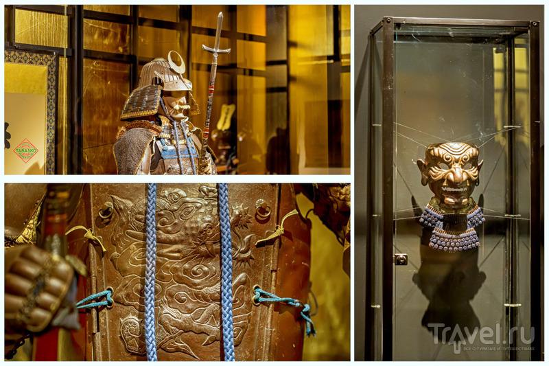 Выставка, 47 ронинов - пройди путь самурая / Фото из России