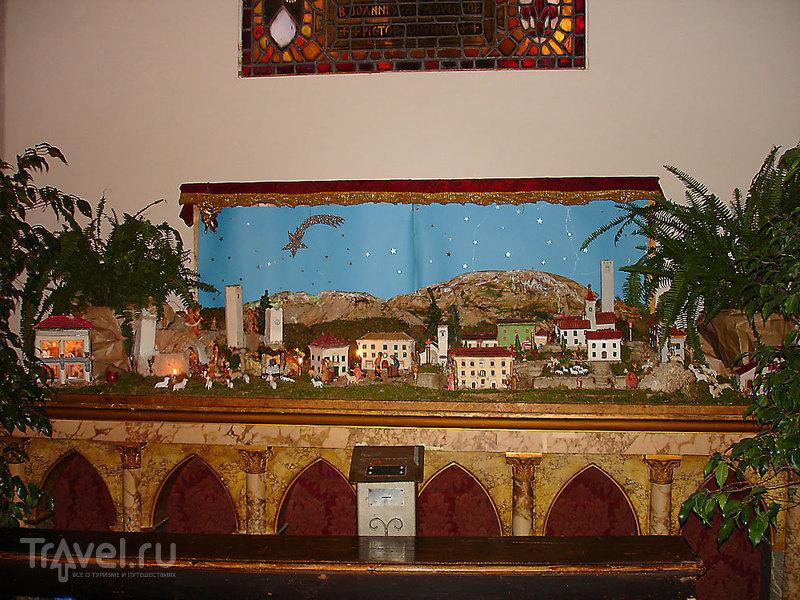 Традиция создания рождественских вертепов в Италии / Италия