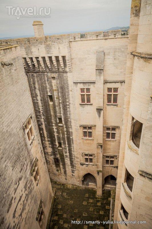 Тараскон: замок короля Рене / Фото из Франции