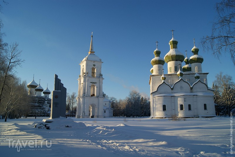 Северное путешествие. Каргополь и Няндома / Россия