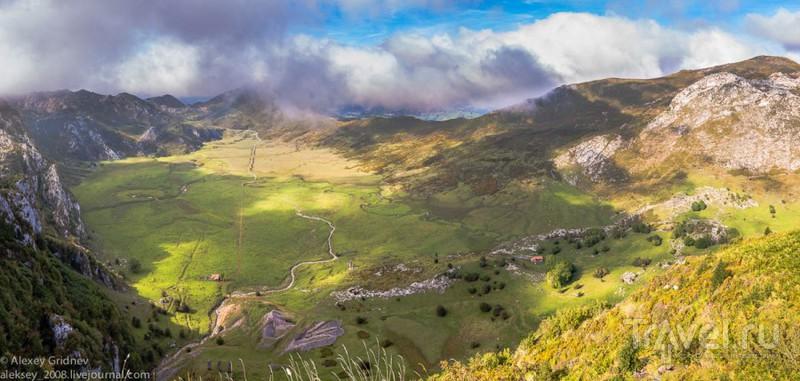 Национальный парк Пикос-де-Эуропа: Фуэнте Де и Ковадонга / Фото из Испании