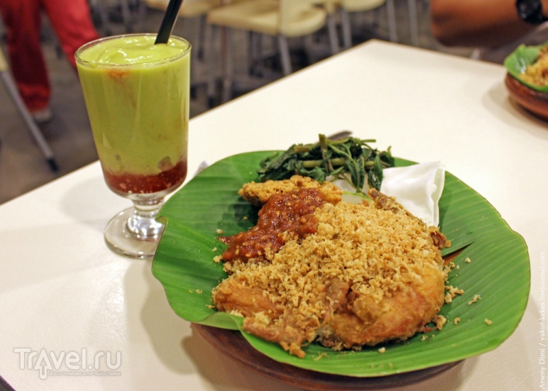 Что кушать в Сингапуре, чтобы не разориться? / Сингапур