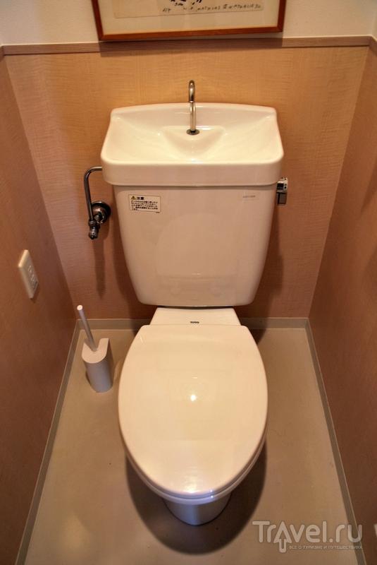 Япония: туалетная культура / Япония