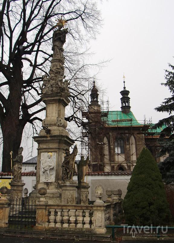 Чехия: Костница - Церковь из костей / Чехия