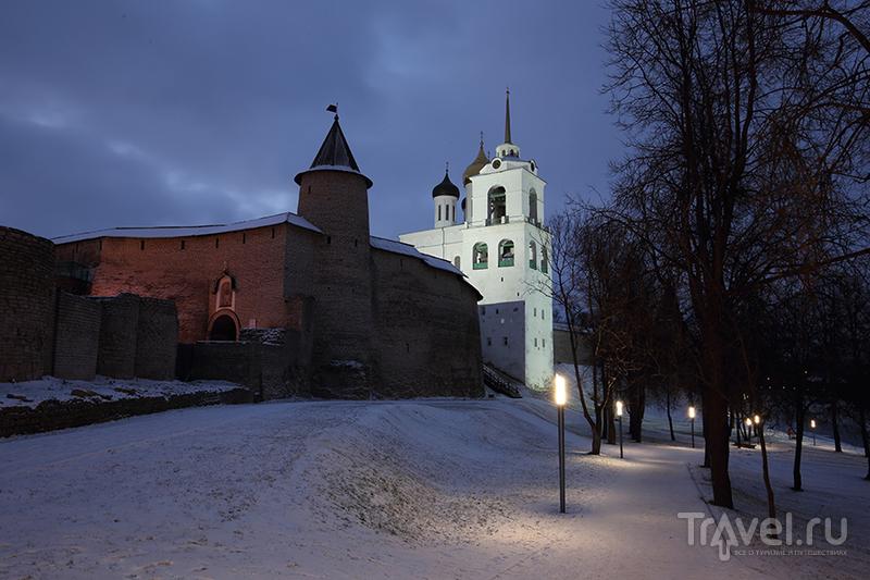 Псковская область. Псков / Фото из России