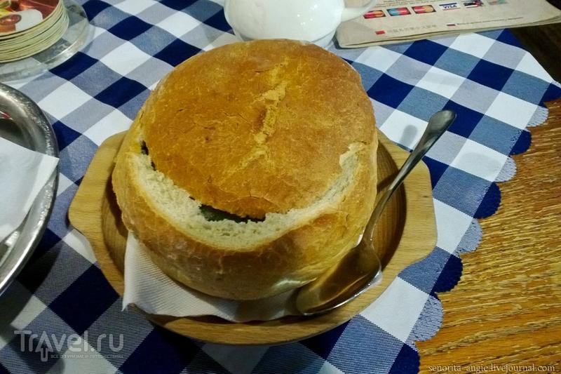 Вкусный словацкий пост / Словакия