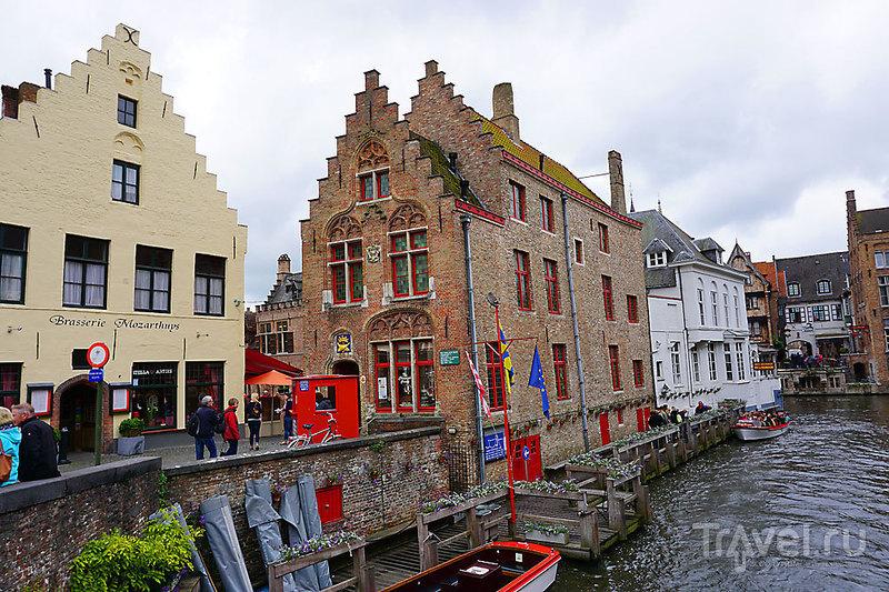 Брюгге - город на воде / Бельгия
