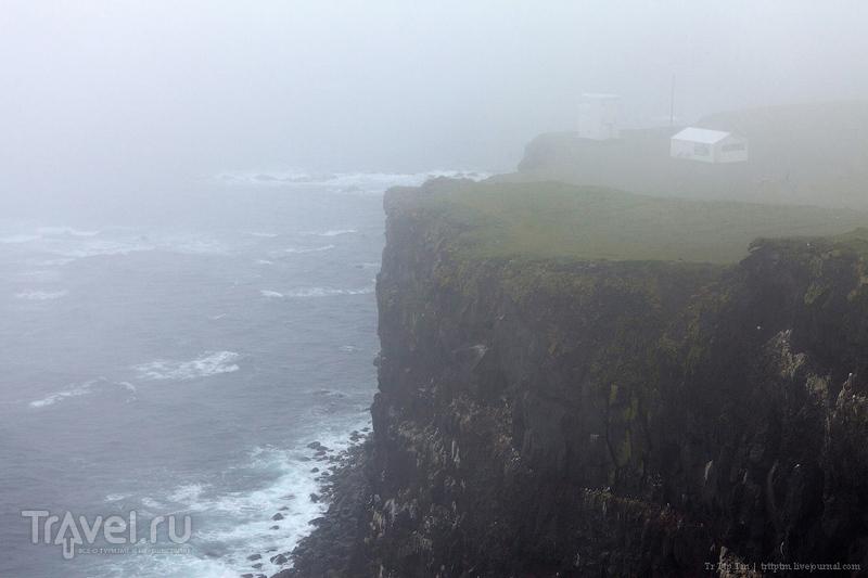 На краю Европы. Западные фьорды / Фото из Исландии