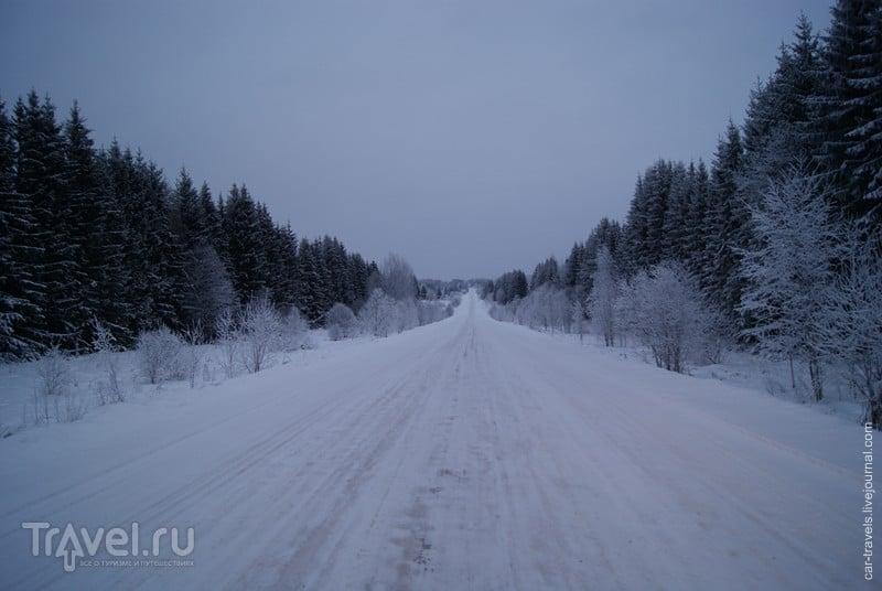 Северное путешествие. От Вологды до Архангельска / Россия