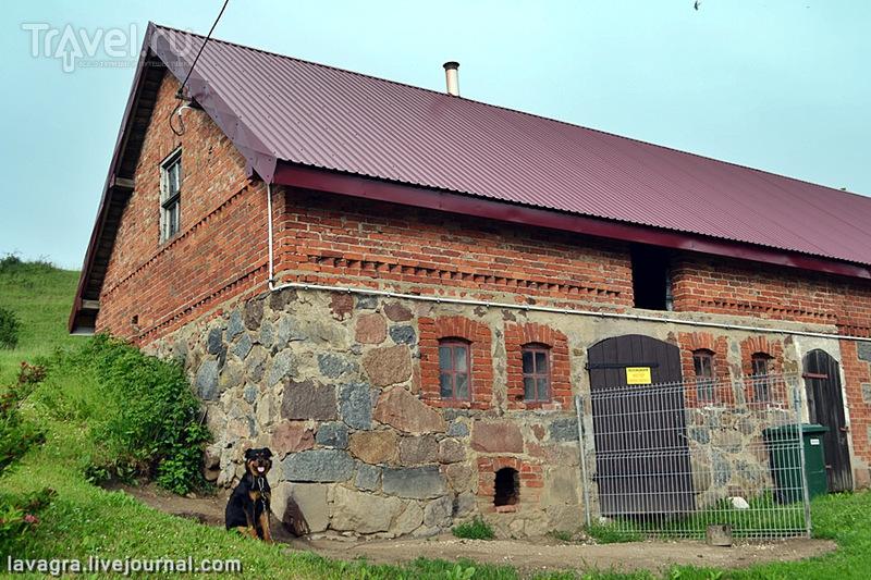 Уикенд в Мазурии - между прусским прошлым и польским настоящим / Фото из Польши