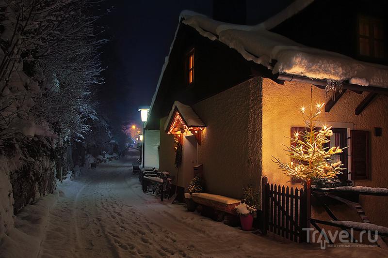 Австрийская зима. Гальштат / Фото из Австрии