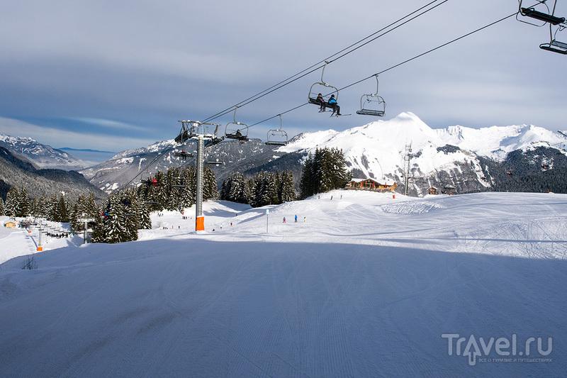 Как живет альпийский курорт без русских. Ле Же (Les Gets) / Франция