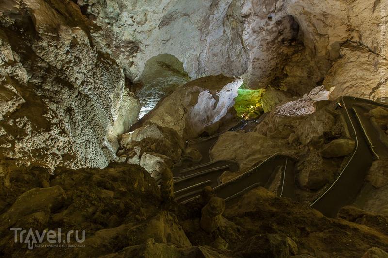 США. Национальный парк Carlsbad Caverns / Фото из США