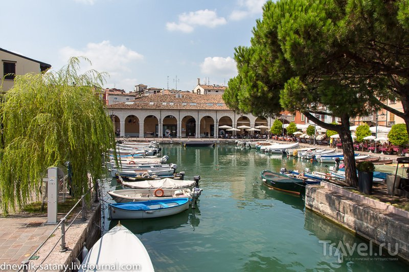 Озеро Гарда, Италия / Фото из Италии
