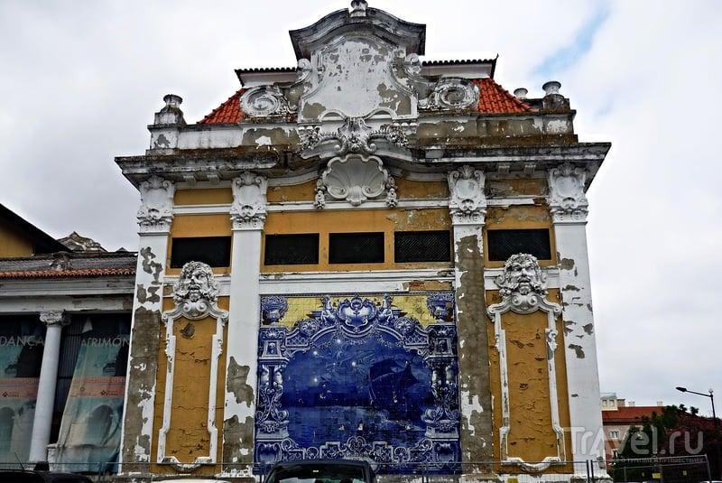 Лиссабон-город контрастов на семи холмах. Куда глаза глядят / Португалия