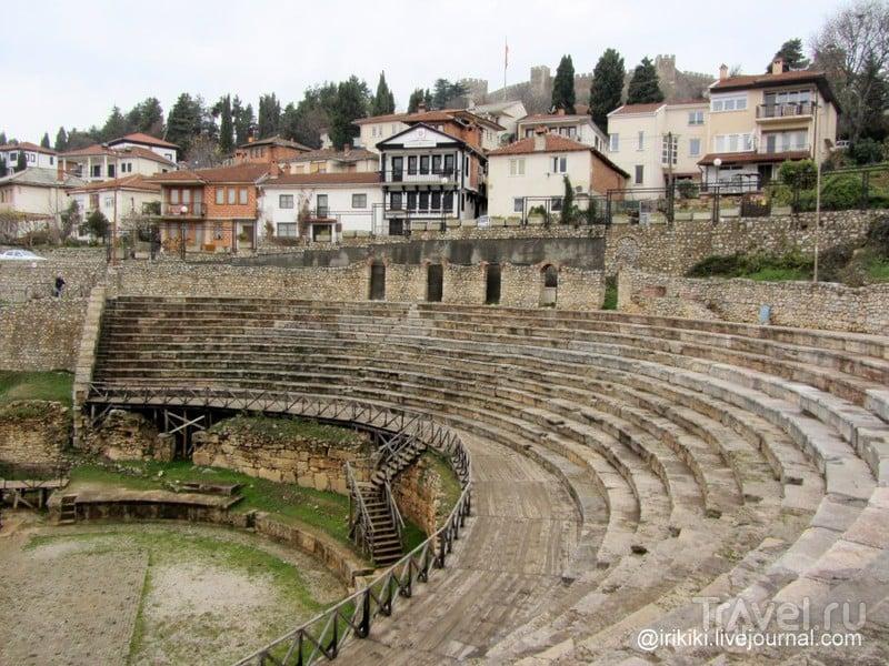 Македония в декабре: Струга и Охрид / Македония