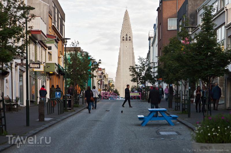 Рейкьявик и поля тинга / Фото из Исландии