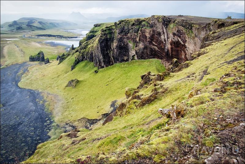 Исландия: сборная солянка южного побережья / Фото из Исландии