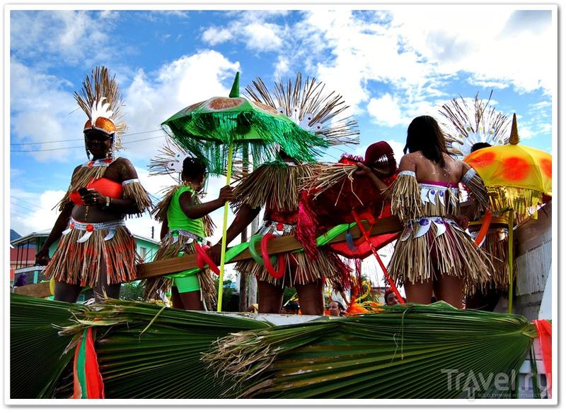 Однажды в Розо (из цветных воспоминаний) / Фото из Доминики