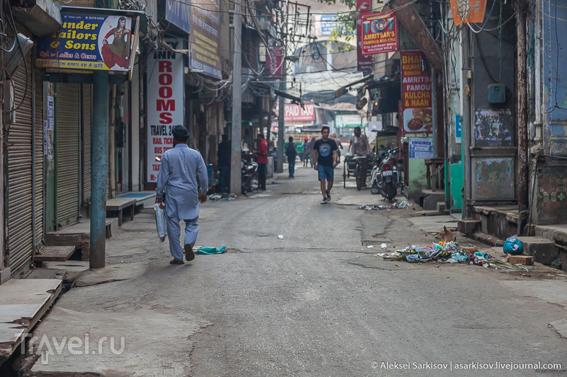 Индия. Штат Пенджаб. Амристар / Индия